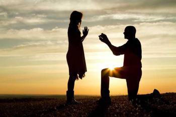Lüx Rezidans Evlilik Teklifi