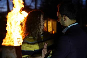 Ankara Bungalov Evlilik Teklifi
