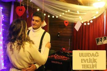 Uludağ Evlilik Teklifi Organizasyonu