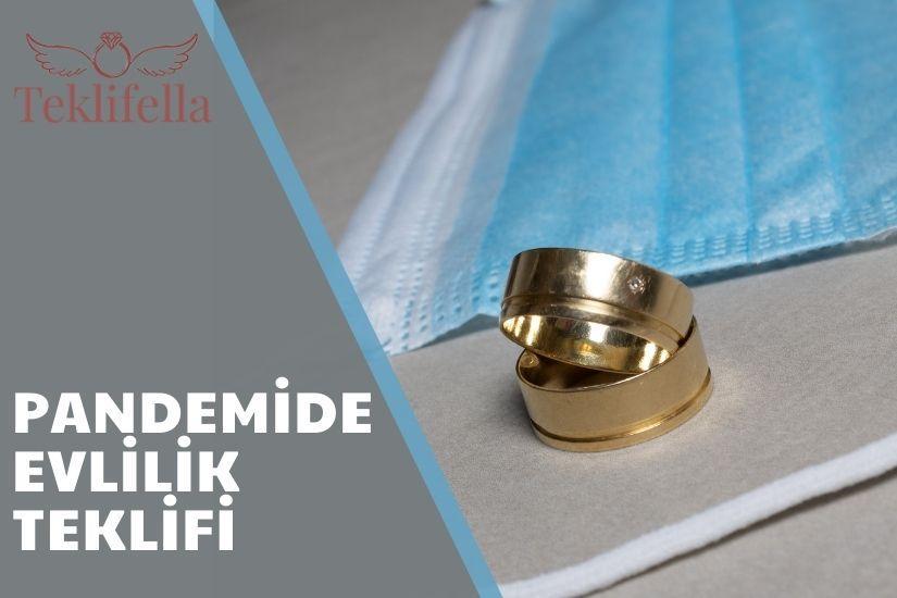 Pandemide Evlilik Teklifi
