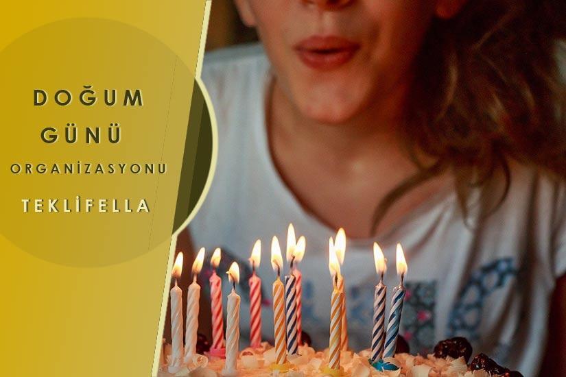 Doğum Günü Organizasyonu Ankara