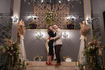 Aşk Rüzgarı Evlenme Teklifi (Ankara)