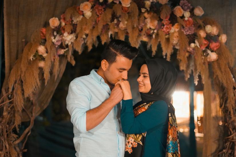 Aşk Ateşi Evlenme Teklifi (Ankara)